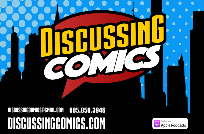 About Discussing Comics